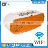 Multifunction rechargeable colorful wireless app controller 2015 new products wifi speaker