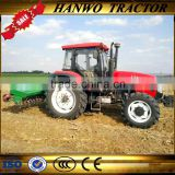 4WD 120hp tractor with <b>implements</b> for <b>farm</b>ing