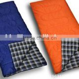 Factory sell High quality sleeping bag baby sleeping bag military sleeping bag with hollow fiber or eiderdown filler