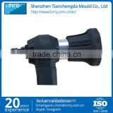 High pressure ABS/TPE/AL OEM or ODM water spray nozzles