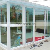 Price of aluminum sliding window design for homes