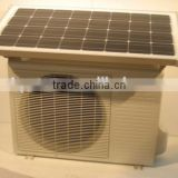 On-grid system DC inverter solar air conditioner, solar power DC inverter solar air conditioner