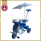 Lights And Sounds Low Price Baby Tricycle Children Bicycle With Trailer
