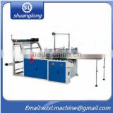 SLZD-600 Single-Layer FulFQCT-600 Two-Layer Full-Automatic plastic bag making machinel-Automatic PlasticBbag Making Machine