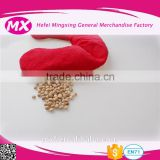 Heating Cherry pit Stone Pillow/Heating Pack U shape tavel neck pillow from china