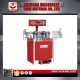 shoe material softening machine