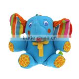 Soft Animal Toy Cute Plush Elephant Doll For Kids