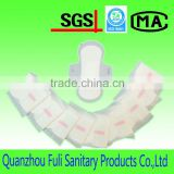 Brand name Non-woven ultra thin anion sanitary napkin/sanitary pad /sanitary towel