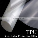 Car Paint Protection Type Self Adhesive TPU Transparency Reflective Car Wrap Vinyl