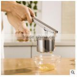 Stainless Steel Vegetable Ricer, Potato Ricer, Masher