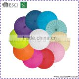 cheap chinese paper parasol umbrella with various color                                                                         Quality Choice