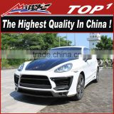 High Quality Body kit for 2011-2013 Porsche Cayenne 958 LU design body kit