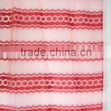 Latest design 100% polyester luxury and classic curtains for living room CT32