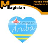 mouse pad custom with logo for business, promotion Electronical Promotional EVA mouse pad