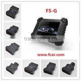 FCAR F5 G SCAN TOOL, small gasoline car diesel truck, key program, injector, mercedes, volvo, iveco, toyota