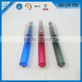 2016 New design Adversting plastic Gel Ink pen with wholesales