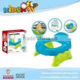 Hot fashion plastic New Portable Children's Closestool Baby Potty Baby Closestool