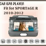Fit for KIA SPORTAGE R 2010/2011/2012 CAR DVD BLUETOOTH TV GPS NAVIGATION IPOD 3G/WIFI PLAYER