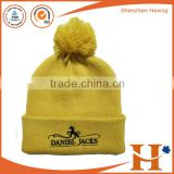 promotional slouch baggy beanie winter cap and hat