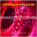ws2812b upgrade 30pixel ws2811,Alibaba express Chinese rgb led strip 5v tv,ic ws2812b addressable LED strips 5V light                                                                                                         Supplier's Choice