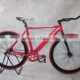 700C Colorful Aluminium Alloy Fixed Gear Bike / Single Speed Bicycle