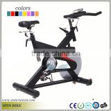 Best body building electric steel pipe exercise bicycle pro