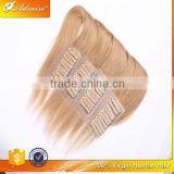 Factory Wholesale 100% Original Virgin Human Brazilian Golden Silky Straight Tape Hair for White Women