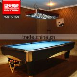 Hot selling natural bluestone slate billiards tables slabs table tennis floor mat 6 slate pool table                                                                         Quality Choice