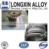 nichrome electrothermal coil wire Ni80Cr20