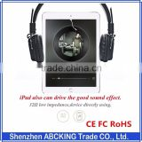 Microphone Noise Cancelling Headband Headset Remax connector wire 3.5mm headset microphone