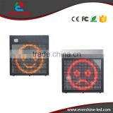 best selling hot chinese products Solar High-brightness Radar speed sign