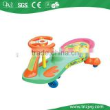 Kids plastic cars/kids music swing car/kids plastic car toy
