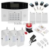 Wireless LCD GSM ALARM SYSTEM Home Security Burglar House GSM ALARM SYSTEM Auto Dialer