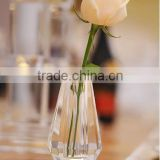 Wholesale beautiful crystal vase for fresh flower