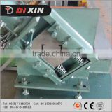 Dixin automatic galvanized metal plate roller shuttering door frame roll forming machine