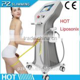 Ultrasonic Hifu Reduce Belly Equipment Hips Shaping Belly Fat Loss Machine 4MHZ
