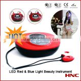 beauty care health care light emitting diodes semiconductor LED light therapy instrument