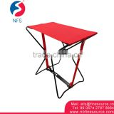 Small Fishing Camping Chair Foldable Outdoor Metal Folding Stool