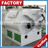 Exported to Slovenia Double shaft blade 500 kg/batch poultry feed mixer chicken feed mixing machine