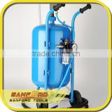Multiuse Cleaning Machine SandblasterWith Arm For Sale