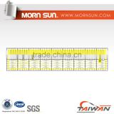 45cmx10cm square quilting ruler for measure
