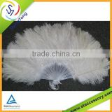 Fashion wholesale feather hand fans