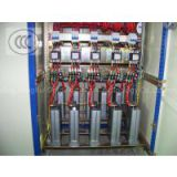 Galvanized steel frame high voltage capacitor bank panel board, local reactive power compensator for power distribution system