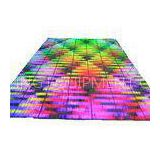 Acrylic Panels Digital LED Dance Floor Full Color RGB / Saturday Night Fever Dance Floor