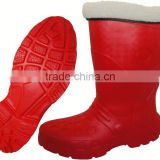 China New Injection air walker boots for outdoor and promotion,light and comforatable