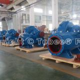 Tobee® 4x3  inch variable speed Centrifugal slurry pump