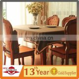 SPILLPROOF HEAVYWEIGHT FABRIC TABLE CLOTH