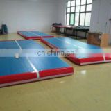 8m Inflatable tumble track for training