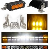 10W Cree Chips Single Row LED Light Bar