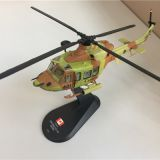 Die-cast zinc Alloy helicopter model maker
